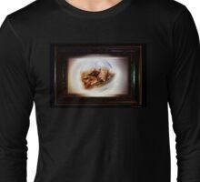 Godisnowhere - Framed Meat Long Sleeve T-Shirt