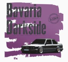 DLEDMV - Bavaria Darkside Kids Clothes