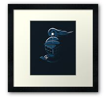 Knight Time Framed Print