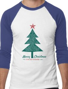 Merry Christmas From The Griswolds Men's Baseball ¾ T-Shirt