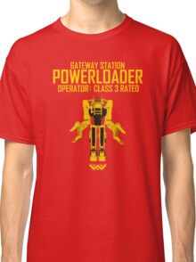 Powerloader - Class 3 Rated Classic T-Shirt