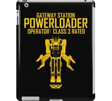 Powerloader - Class 3 Rated iPad Case/Skin
