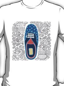 Doodle shoe T-Shirt