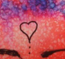 Gypsy Eyes Sticker