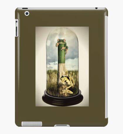 Godisnowhere - Frogs in a Dome iPad Case/Skin