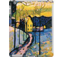Colourful Landscape Kandinsky Painting iPad Case/Skin