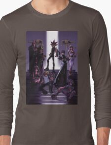 Yugioh - Group Long Sleeve T-Shirt