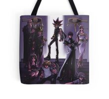 Yugioh - Group Tote Bag