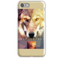 WOLF SPIRIT iPhone Case/Skin