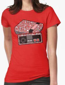 NEStolgia Womens Fitted T-Shirt