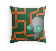 GIR 2 Throw Pillow