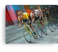 Champs Elysees #2 Canvas Print