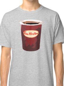 Tim Horton's Cup Vector Classic T-Shirt