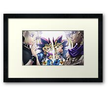 Yu-Gi-Oh! Generation Framed Print