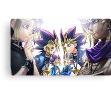 Yu-Gi-Oh! Generation Canvas Print
