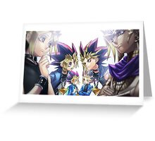 Yu-Gi-Oh! Generation Greeting Card