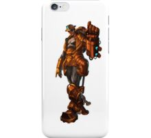 Robbie the robot boy from Submantle iPhone Case/Skin