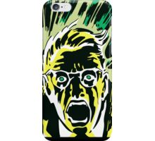 Scream If you wanna go faster iPhone Case/Skin