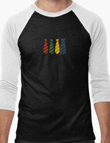 Unsortable!  Men's Baseball ¾ T-Shirt