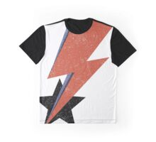 Aladdin Star Bowie Graphic T-Shirt