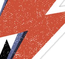 Aladdin Star Bowie Sticker
