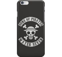 Sons-of-pirates iPhone Case/Skin