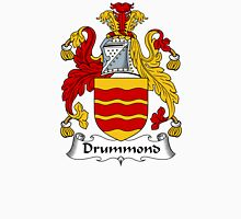 Drummond Coat of Arms / Drummond Family Crest Unisex T-Shirt