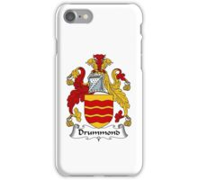 Drummond Coat of Arms / Drummond Family Crest iPhone Case/Skin