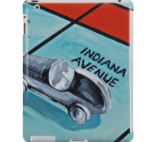 Indiana Avenue iPad Case/Skin