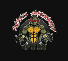 RAPH'S GYM Men's Baseball ¾ T-Shirt