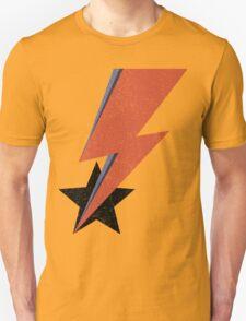 Aladdin Star Bowie Unisex T-Shirt