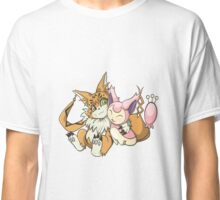 Meicoonmon and Skitty Classic T-Shirt
