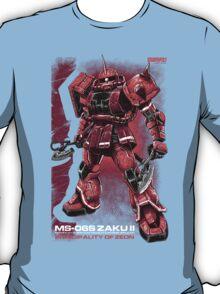 Zaku Char T-Shirt