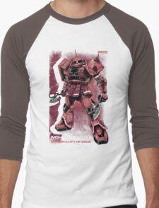 Zaku Char Men's Baseball ¾ T-Shirt