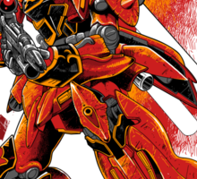 Sinanju Sticker