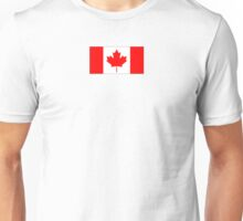 Canada Flag Products Unisex T-Shirt