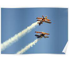Trig Aerobatic Team  Poster