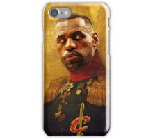 The King who became Cavalier iPhone Case/Skin