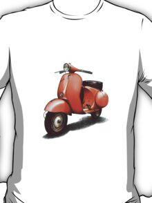 1958 Vespa 150 gs motorbike T-Shirt