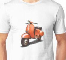 1958 Vespa 150 gs motorbike Unisex T-Shirt