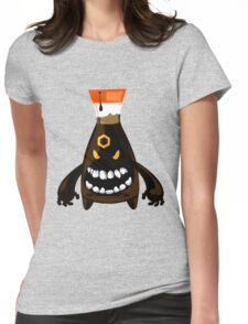 Evil Soy Sauce Womens Fitted T-Shirt
