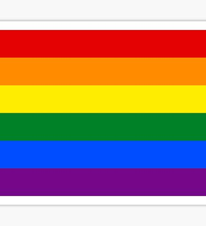 Rainbow Flag Gifts & Products Sticker