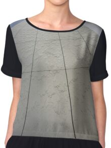 Dahl's water tower Chiffon Top