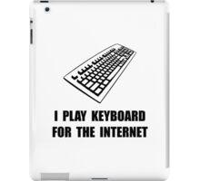 Keyboard Internet iPad Case/Skin