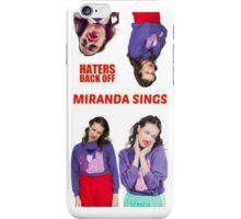 Miranda Sings x4 iPhone Case/Skin