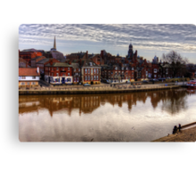 The Ouse Canvas Print