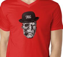gus swag Mens V-Neck T-Shirt