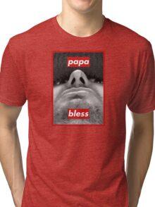 h3h3 / papa bless / Vapenation shirt - phone case - ect Tri-blend T-Shirt