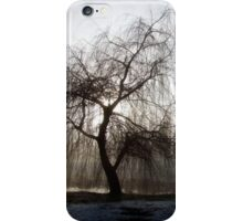 Willow in the Mist iPhone Case/Skin