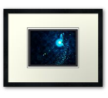 Navi the Fairy Framed Print